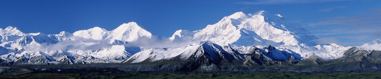 デナリ【北米最高峰  Mt.Denali】