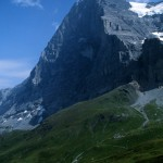 Eiger North wall