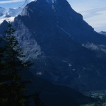 Eiger from Grosse Scheldegg2