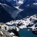 Lac Blanc Grandes jorasses