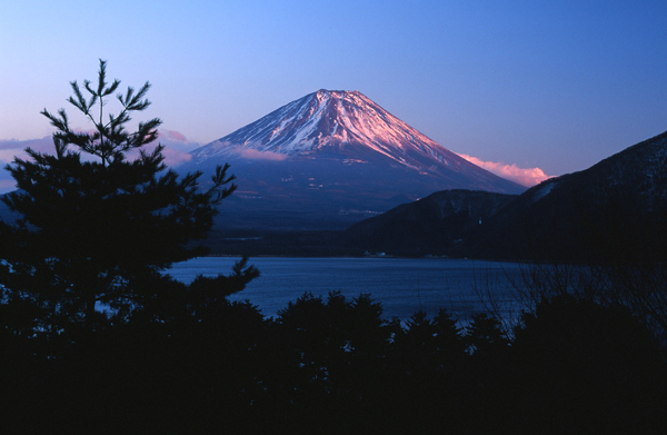 Mt.Fuji Sunset