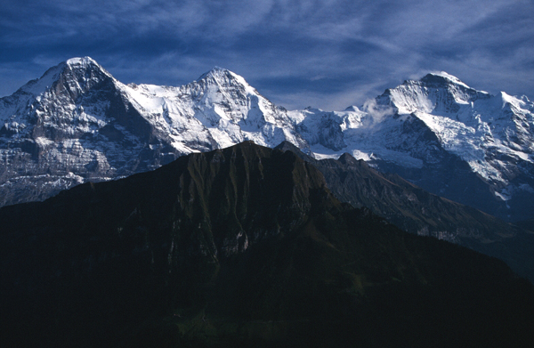 jungfrau,Mönch,Eiger