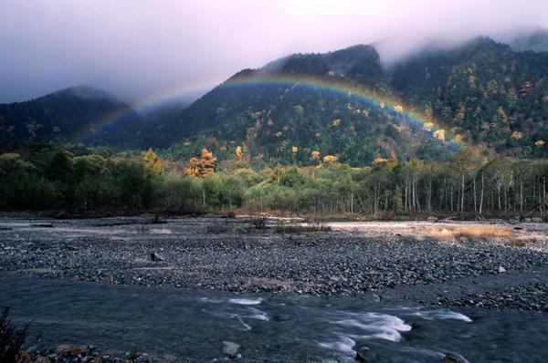 kamikouchi rainbow