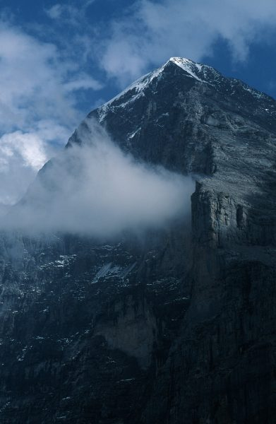 Eiger North wall2