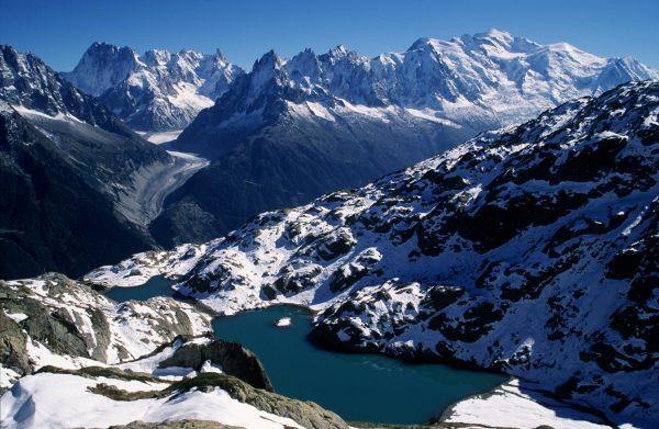 Lac Blanc Mont Blanc
