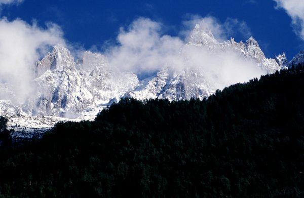 Aguille de Chamonix